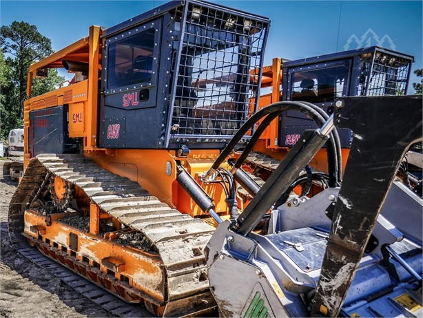 CMI Track Mulchers Logging Equipment For Sale - 24 Listings