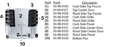 Thermo King Reefer Unit Truck Components For Sale - 40 Listings