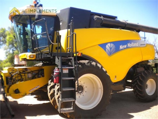 2011 New Holland CR9080 Ag Implements - Farm Machinery for Sale