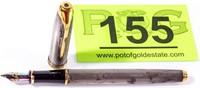 Vintage Cross Sterling Silver Fountain Pen