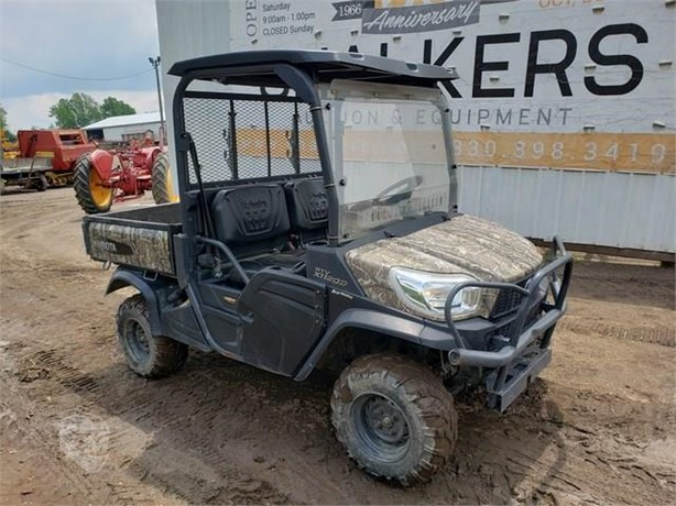 KUBOTA RTV-X1120D Utility Vehicles For Sale - 43 Listings