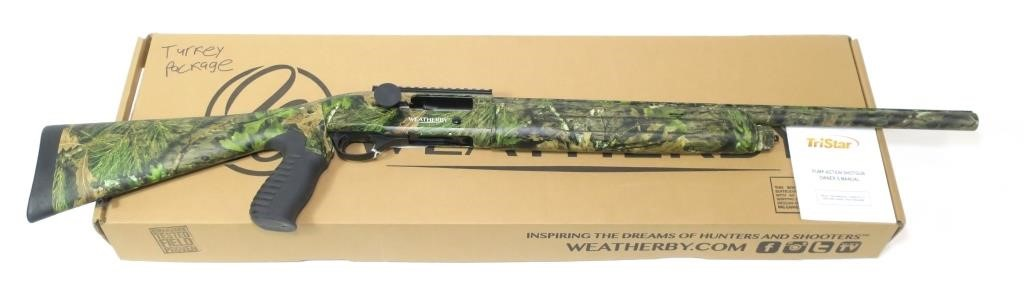 Weatherby SA-OA Turkey Package 12 Ga  3