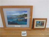 2 Original Paintings