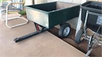 Steel Trailer Cart