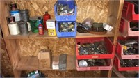 Nuts, first aid kits, briefcases