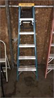 6' Werner step ladder