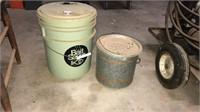 Bait Saver & Minnow bucket