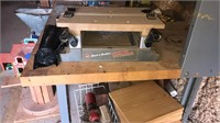 "60"" Workbench & contents"