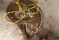 Assorted weighted rope