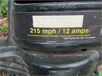 Craftsman 215 mph/12 amp Leaf Blower