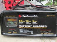 Schummacher Battery Charger For 12V Batteries