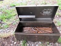 Small Tool Boxw/ Drill Bits