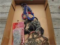 Dog Collars & Lead Chains