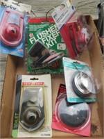 Flusher Fixer Kits