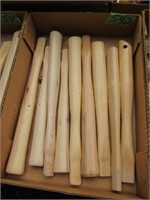 New Wooden Handles