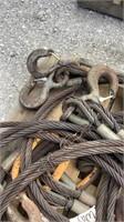 (qty - 8) 2-Way Braided Steel Spreaders-