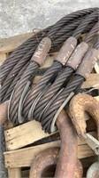 4-Way Braided Steel Spreader-