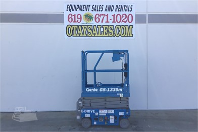 GENIE Scissor Lifts Lifts For Sale In California - 637 Listings