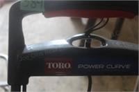 "Toro Power Curve 18"" Snow Blower"