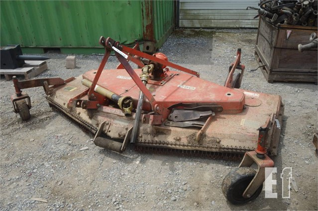 EquipmentFacts com | BEFCO 090 Finish Mower Online Auctions