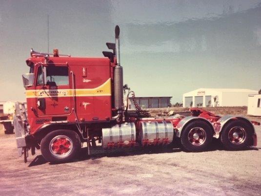 1986 Kenworth K124 - Trucks for Sale