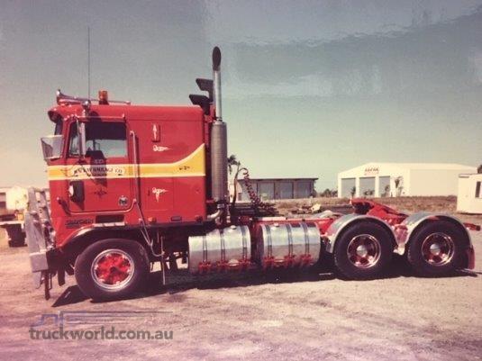 1986 Kenworth K124 Trucks for Sale
