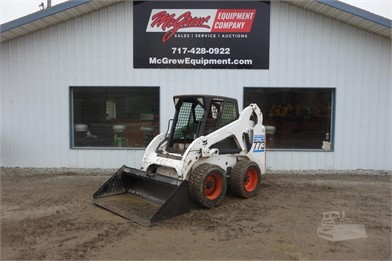 BOBCAT 773 Skid Steer Auction Results - 2 Listings