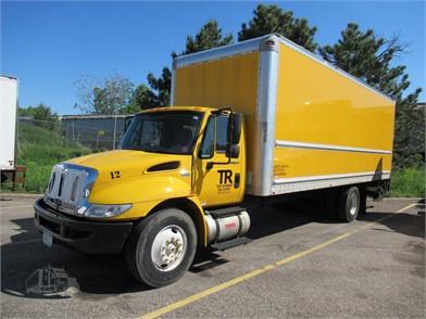 INTERNATIONAL Medium Duty Trucks For Sale In Minnesota - 102