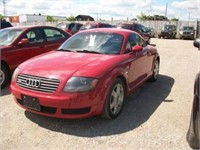 Repossessed Vehicle Auction - August 29th 2013