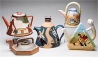 Lidia Buzio teapot and others