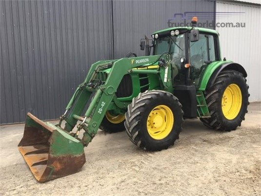2007 John Deere 6830 - Farm Machinery for Sale