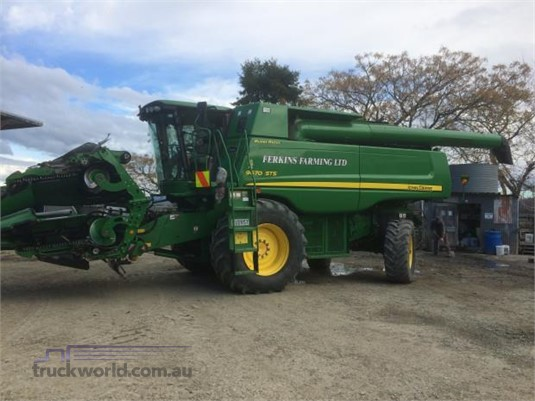 2009 John Deere 9670 STS Farm Machinery for Sale