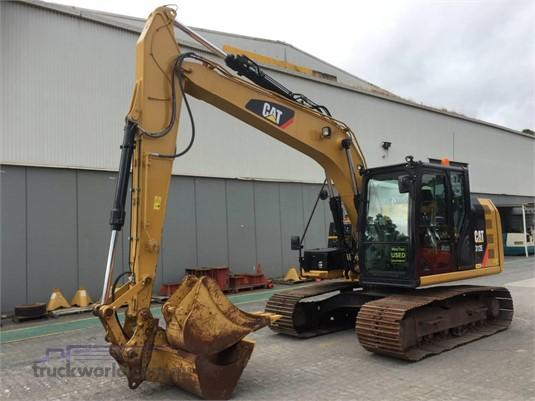 2014 Caterpillar 349E Excavators - Tracked heavy machinery