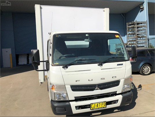 2016 Mitsubishi Fuso FE145 - Trucks for Sale