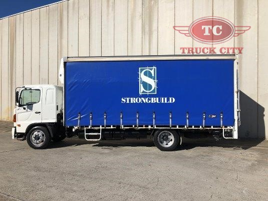 2006 Hino GD Truck City - Trucks for Sale