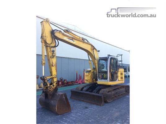 2009 Sumitomo SH125X-3 Heavy Machinery for Sale