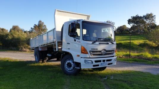 2008 Hino 500 Series 1527 FG Trucks for Sale