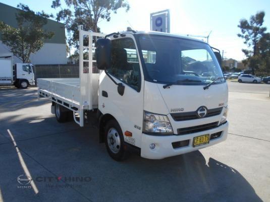 2015 Hino 300 Series 616 City Hino - Trucks for Sale