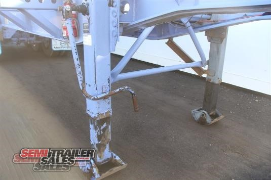2011 Cimc Skeletal Trailer Semi Trailer Sales - Trailers for Sale