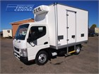 2019 Fuso Canter 515 City Cab AMT Refrigerated