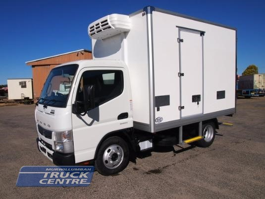 2019 Fuso Canter 515 City Cab AMT Murwillumbah Truck Centre - Trucks for Sale
