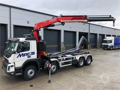2020 VOLVO FMX500 at TruckLocator.ie