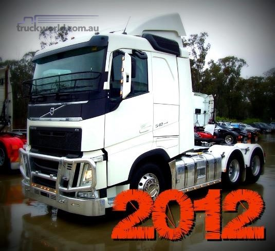 2012 Volvo FH540 Southern Star Truck Centre Pty Ltd - Trucks for Sale