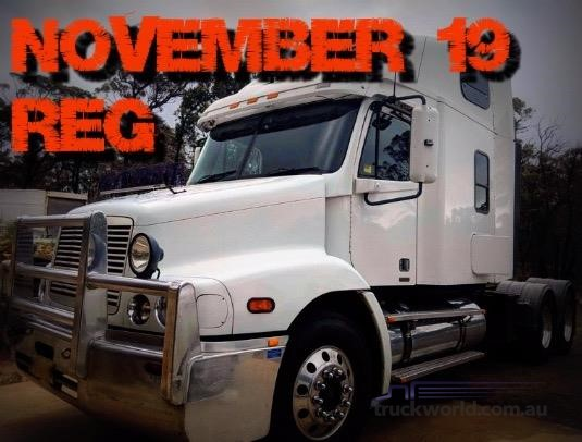 2003 Freightliner COLUMBIA 120 Southern Star Truck Centre Pty Ltd - Trucks for Sale