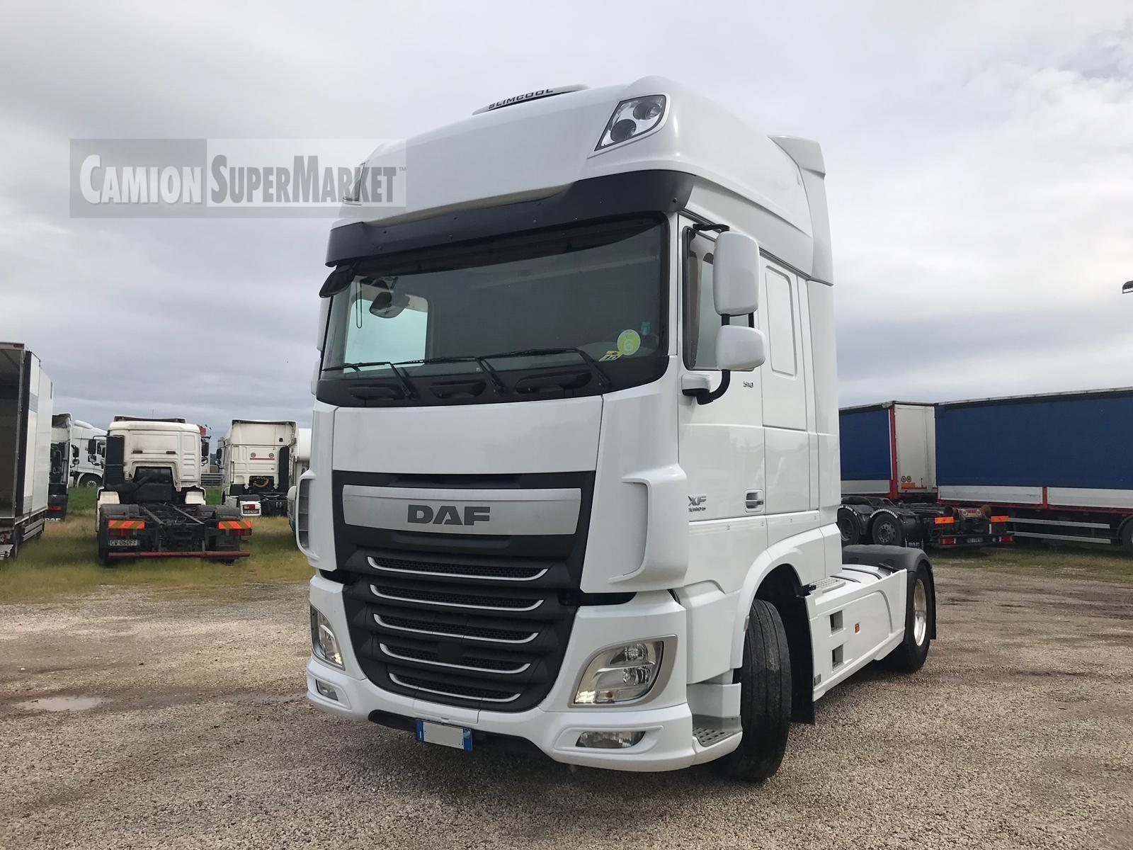 Daf XF510 used 2014 Lombardia