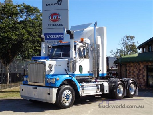 2005 Western Star 4800FX Prime Mover truck for sale Loughlin