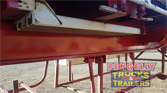 2014 Moore Flat Top Trailer Pengelly Truck & Trailer Sales & Service - Trailers for Sale