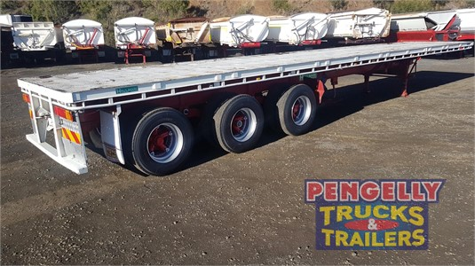 2007 Haulmark Flat Top Trailer Pengelly Truck & Trailer Sales & Service - Trailers for Sale