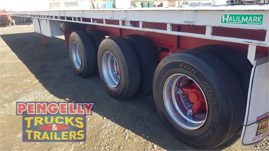 2007 Haulmark Flat Top Trailer Pengelly Truck & Trailer Sales & Service - Trailers for Sale