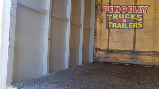 2012 Vawdrey Curtainsider Trailer Pengelly Truck & Trailer Sales & Service - Trailers for Sale